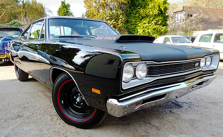 Rare Performance Motors 1969 A12 Super Bee