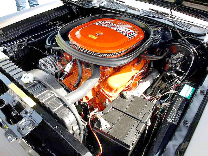 Rare Performance Motors 1970 AAR Cuda