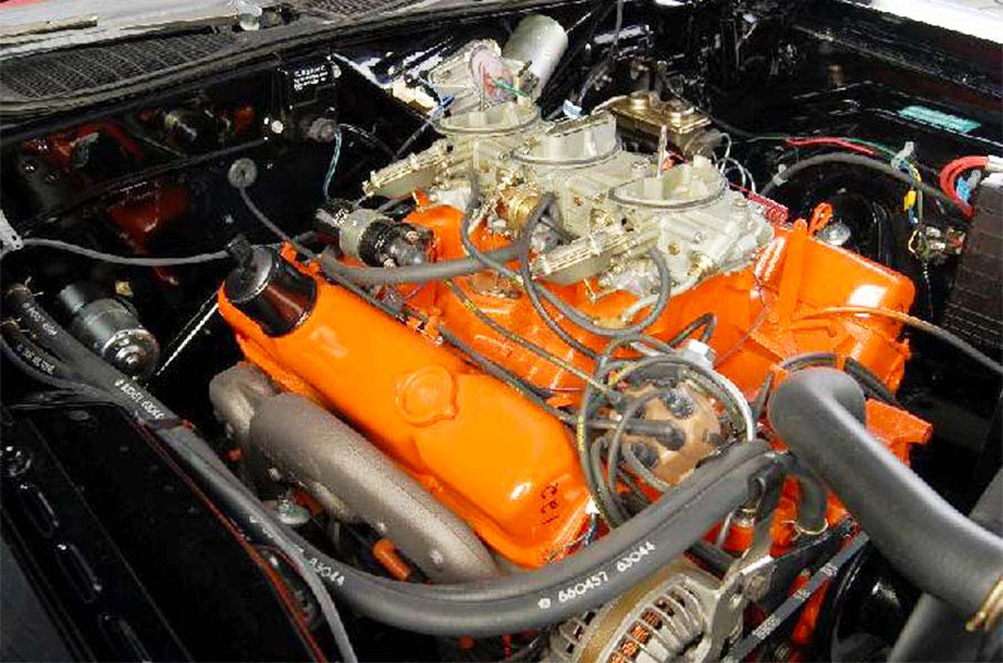Cheapest Mopar Engine To Build