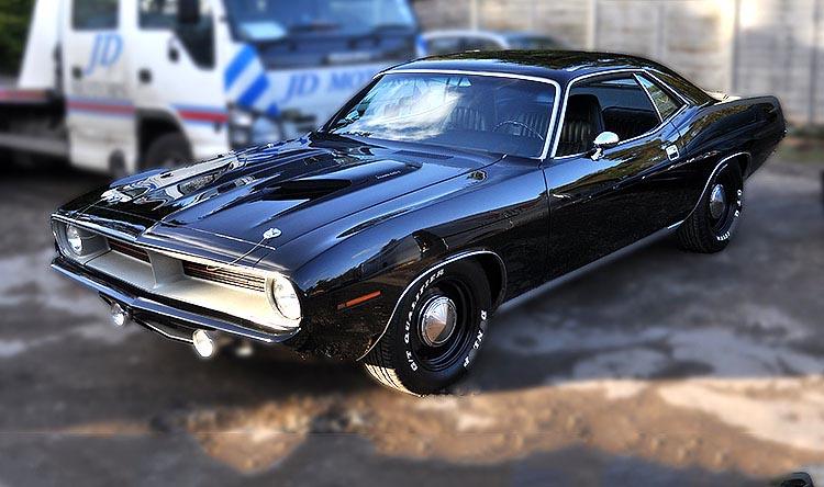 Rare Performance Motors 1970 Cuda 440 6