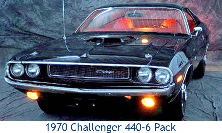 Challenger 440-6 pack