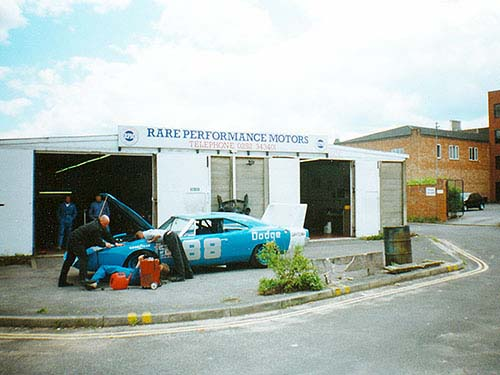 Rare Performance Motors Aldershot